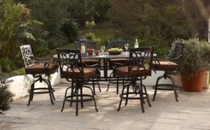 Bar Height 7 pc Dinning